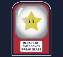 In case of emergency... (or, one for the Mario lovers)