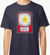 In case of emergency... (or, one for the Mario lovers) Classic T-Shirt
