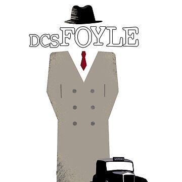 DCS Foyle (Foyle's War) by dapperc