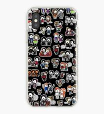 GOGENEVIEVEDOLLS Riverdale Dolls Mix Print iPhone Case
