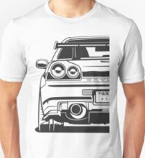 Camiseta unisex Skyline R34 GTR