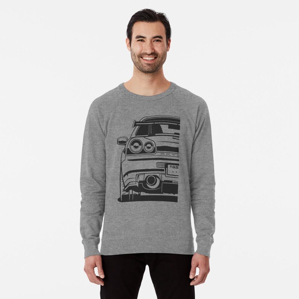 Skyline R34 GTR Lightweight Sweatshirt