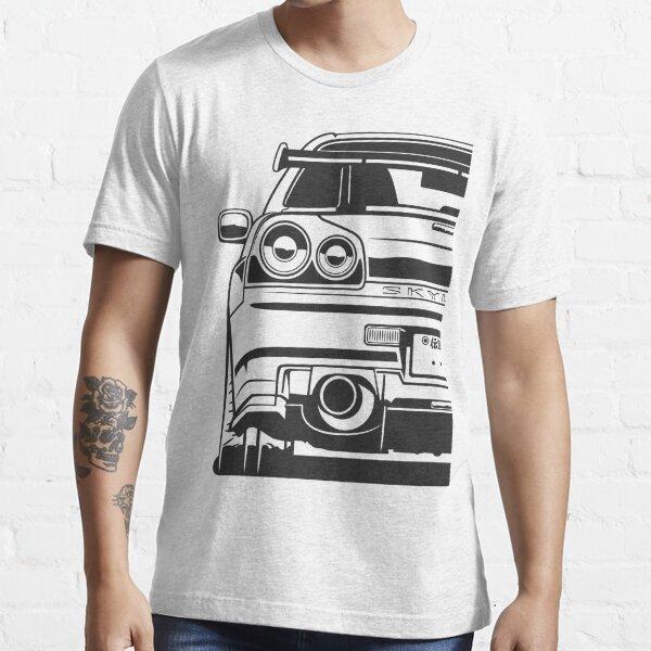 Skyline R34 GTR Essential T-Shirt