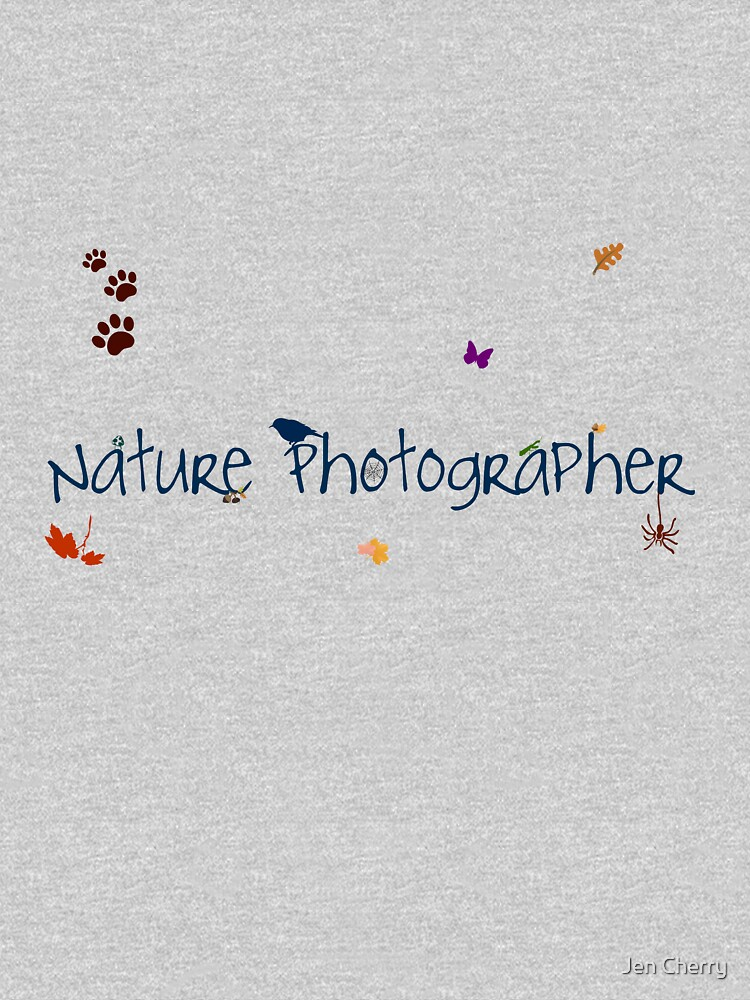 Nature Photographer! by jencm
