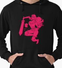 Lusty Attack - One colour Lightweight Hoodie