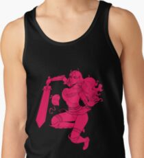 Lusty Attack - One colour Tank Top