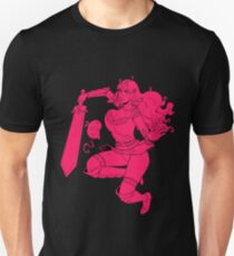 Lusty Attack - One colour Unisex T-Shirt