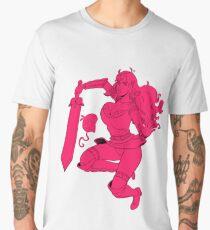 Lusty Attack - One colour Men's Premium T-Shirt
