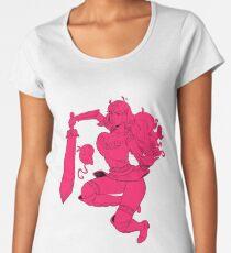 Lusty Attack - One colour Women's Premium T-Shirt
