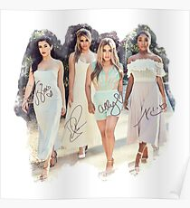 Fifth Harmony - BB 2017 (Group) Poster