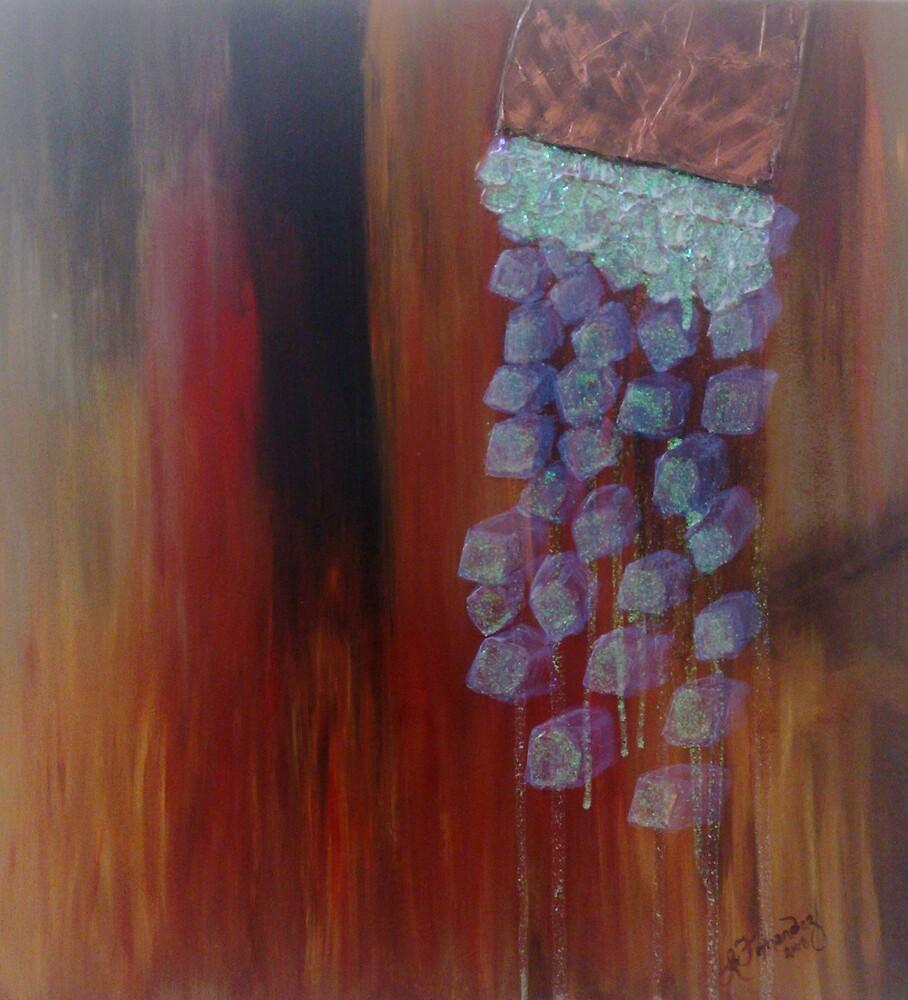 Fire & Ice by Karen McGrath