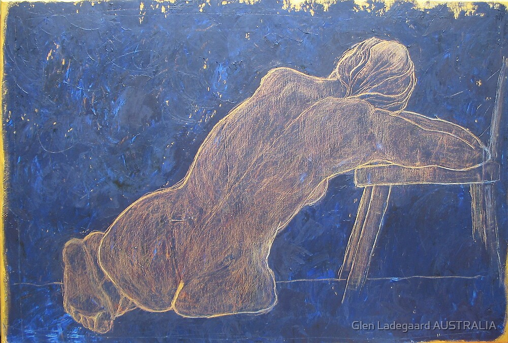 Golden Goddess by Glen Ladegaard AUSTRALIA