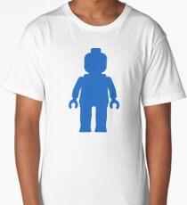 Minifig [Blue] Long T-Shirt
