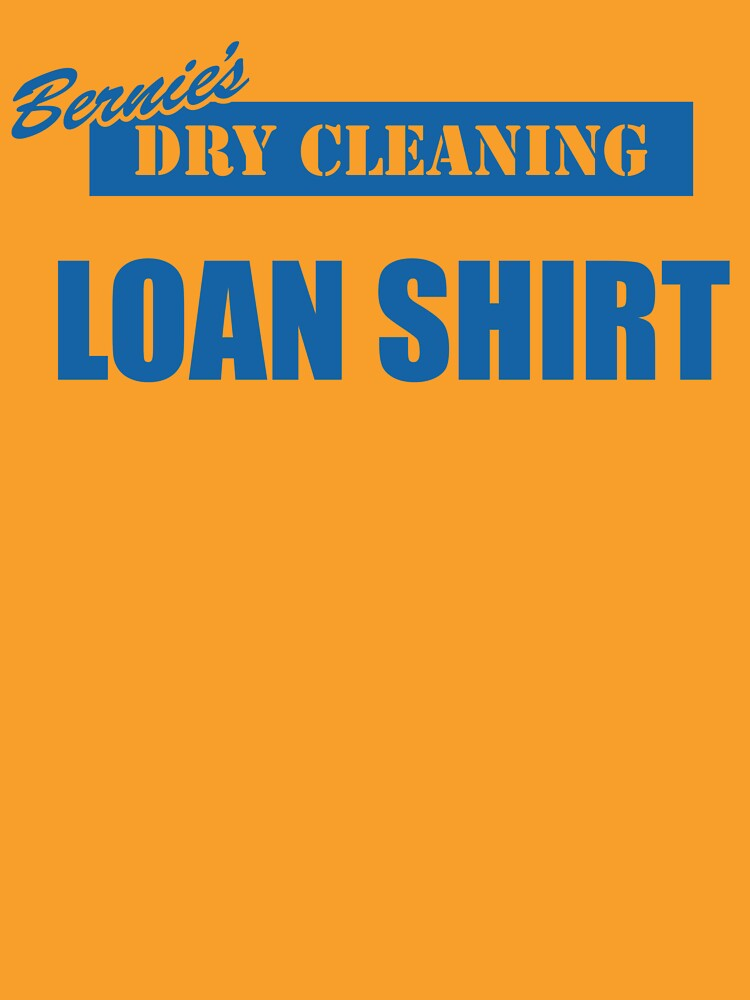 Loan Shirt by idrewthis