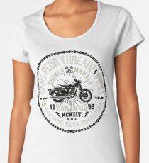 SPT INDIA TOUR Women's Premium T-Shirt
