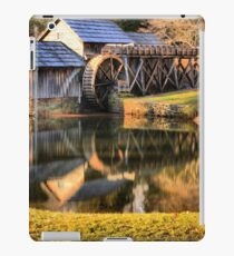 Mabry Mill Sunset Panorama iPad Case/Skin