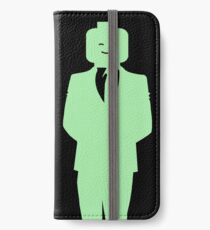 Minifig Business Man  iPhone Wallet/Case/Skin
