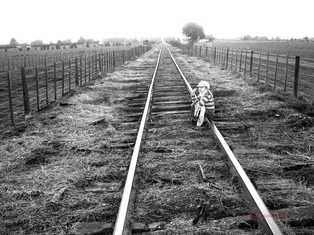 Traintracks by olgz08