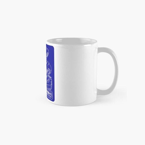TASBot - the perfectionist Classic Mug