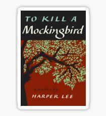 To Kill A Mocking Bird Sticker
