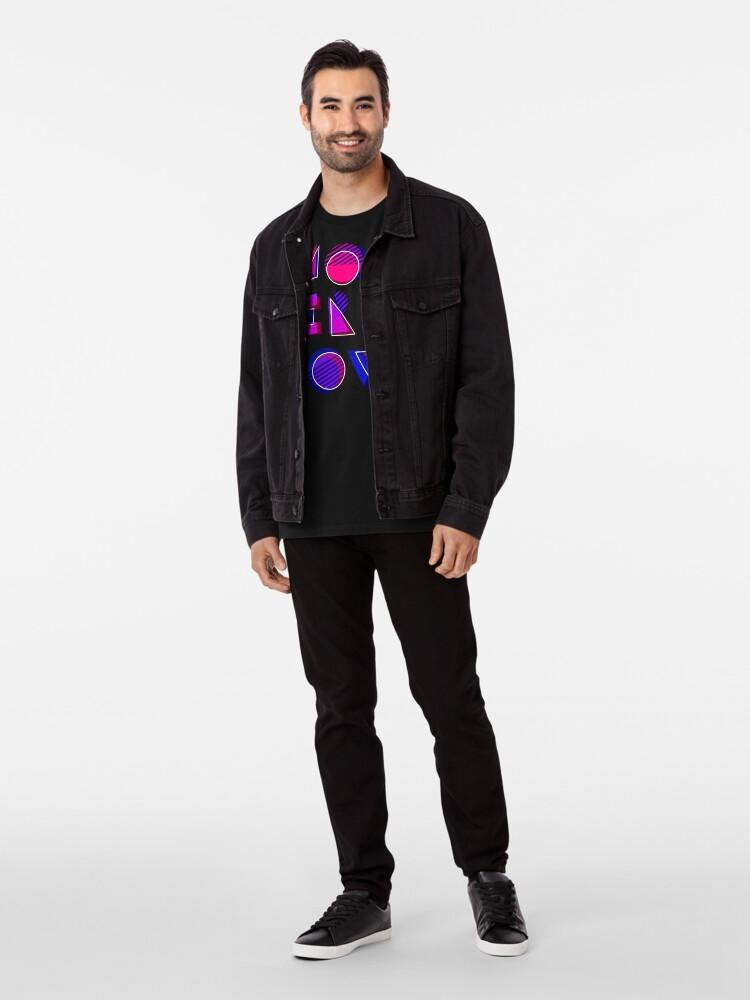 Alternate view of Modern Love (bonus) Premium T-Shirt