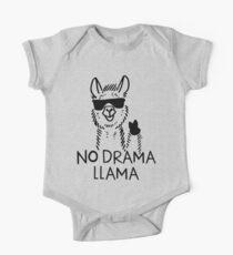 No Drama Llama Kids Clothes