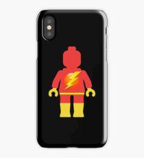 Lightning Minifig iPhone Case/Skin