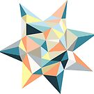 Geometric Sun by berlinartist
