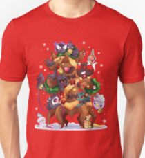 Ghostly Christmas NEW! T-Shirt