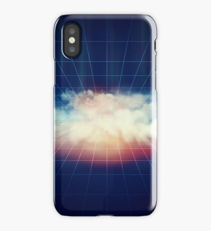 Disco Cloud iPhone Case