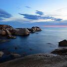 Bay of Fires Sunrise by Imi Koetz