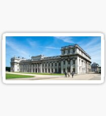 Historic Royal Navy College Sticker