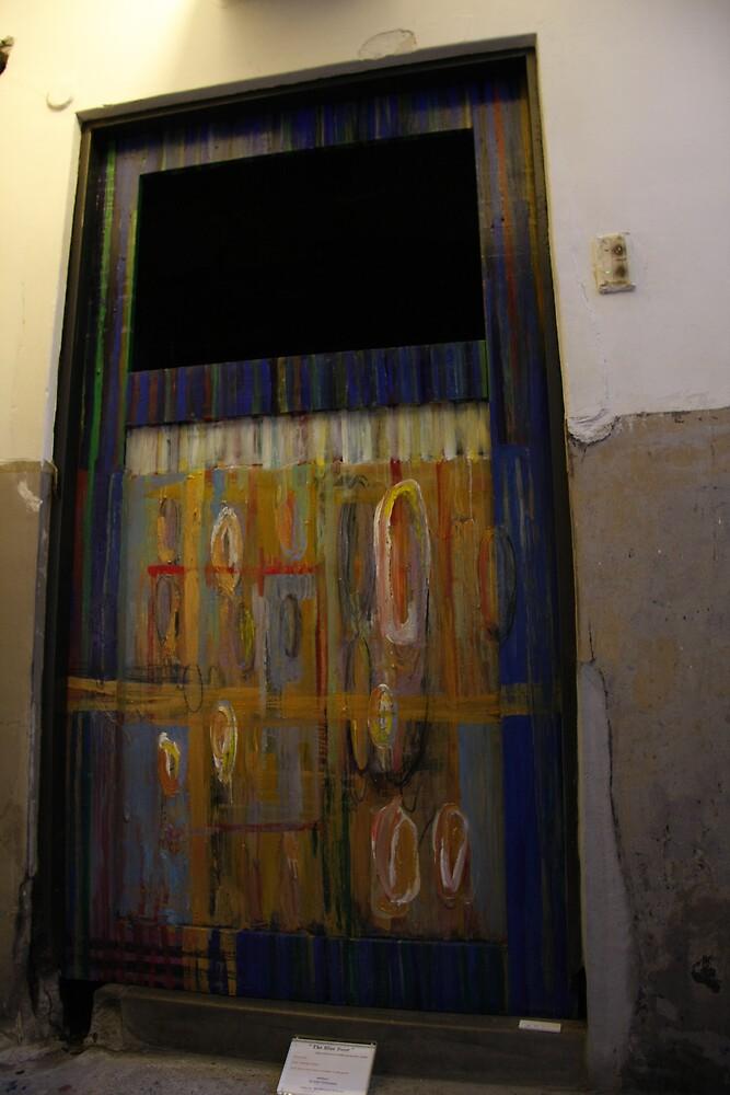 The Blue Door by koichinishimura