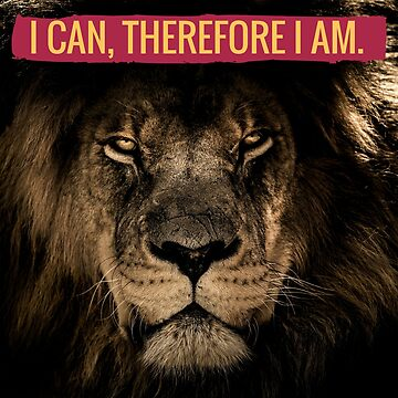 I can, therefore I am by axtellmusic