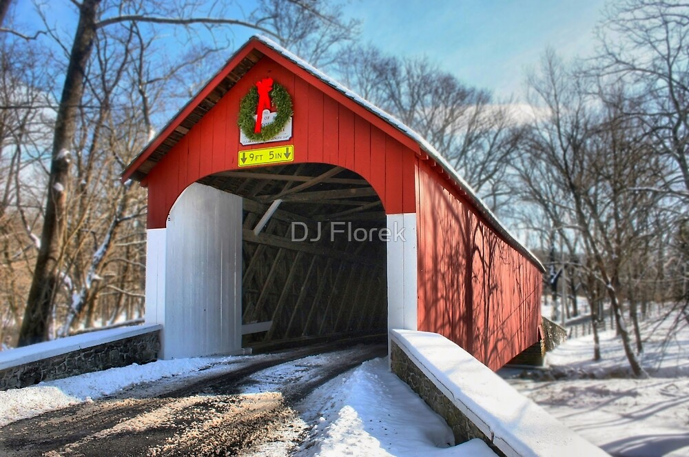 Over the River and Through the Woods by DJ Florek