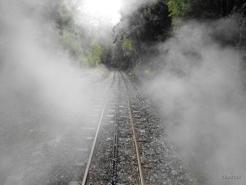 Full steam behind by clanrobi