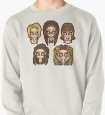 Orphan Black Chibis Pullover