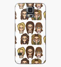Orphan Black Chibis Case/Skin for Samsung Galaxy