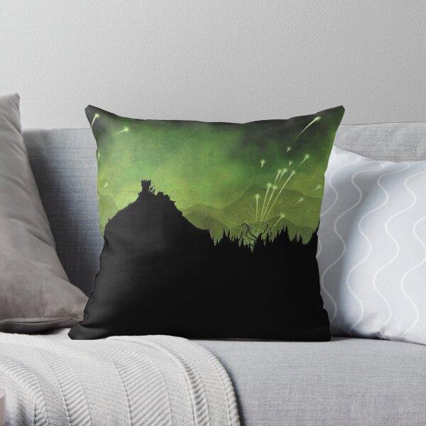 The Midderlands Throw Pillow