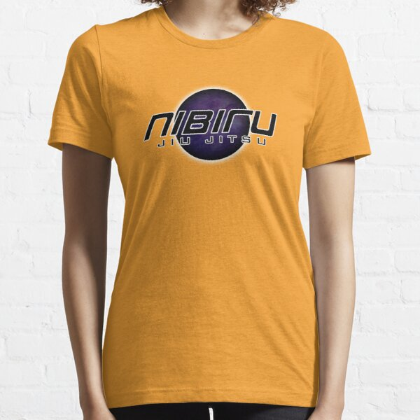10th Planet Jiu Jitsu? Nope: Nibiru Jiu Jitsu Essential T-Shirt