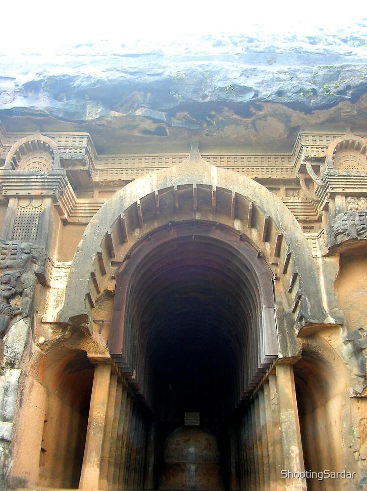 Temple Door by ShootingSardar