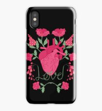 Anatomical Love iPhone Case