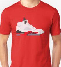 d1ba55acc22344 Air Jordan 8 Digital Art T-Shirts