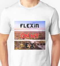 Motivating Thoughts- Flexin On My Ex Unisex T-Shirt
