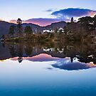 Derwentwater - Abbots Bay by David Lewins