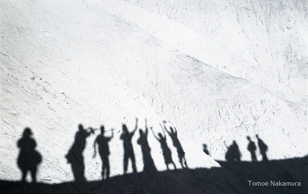 Death Valley Shadows 1 by Tomoe Nakamura