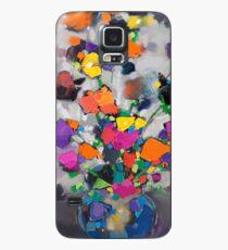 Floral Spectrum 1 Case/Skin for Samsung Galaxy