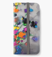 Floral Spectrum 1 iPhone Wallet/Case/Skin
