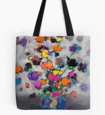 Floral Spectrum 1 Tote Bag