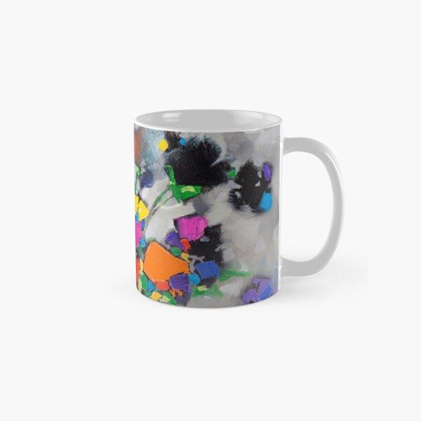 Floral Spectrum 1 Classic Mug